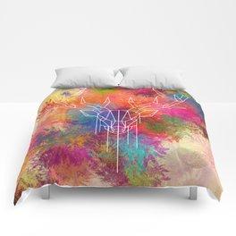 Dearhead Flowerbed Comforters