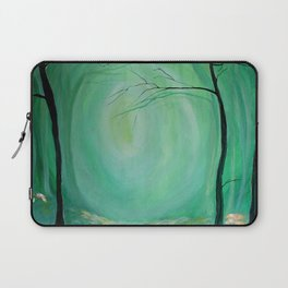 Whimsical Forest Laptop Sleeve