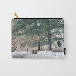 Old Couple Carry-All Pouch
