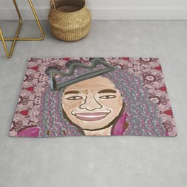 Queen Things No. 6 Rug