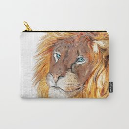 Colourful Lion Carry-All Pouch