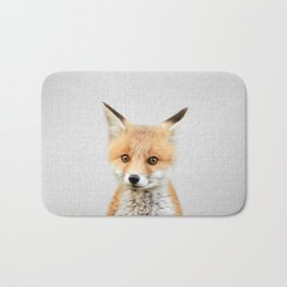 Baby Fox - Colorful Bath Mat
