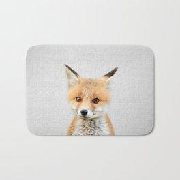 Baby Fox - Colorful Bath Mat