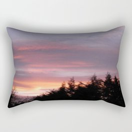 Photo, Clare Glens, Ireland Rectangular Pillow
