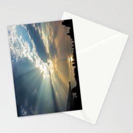 Morning sunshine Stationery Cards