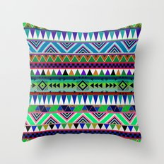 OVERDOSE|ESODREVO Throw Pillow
