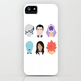 Choose Your Party No. 1 iPhone Case