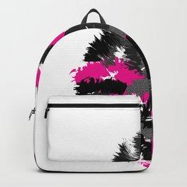 Wild cluster: pink Backpack