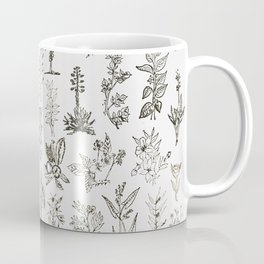 Drwaing Nature Coffee Mug