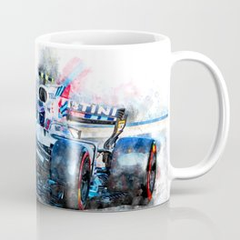 Lance Stroll, Formula 1 Coffee Mug