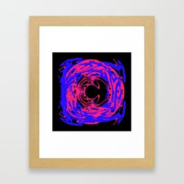 bvb o Framed Art Print