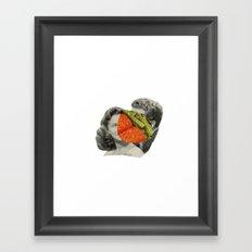 Foodies Framed Art Print