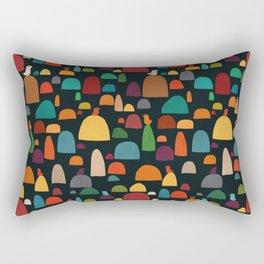 The zen garden Rectangular Pillow