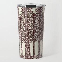 Cathedral Grove (Coastal Redwoods) Travel Mug