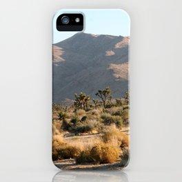 Joshua Trees iPhone Case