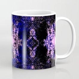 Yorimasa - Abstract Multicolor Rorschach Butterfly Coffee Mug