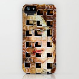 Facelift iPhone Case