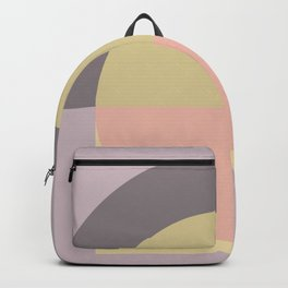 19 | 181129  Simple Geometry Shapes Backpack