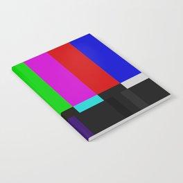 TV bars color testTV bars color test Notebook