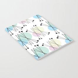 Dots Pattern Notebook