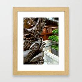 Serene Moment Framed Art Print