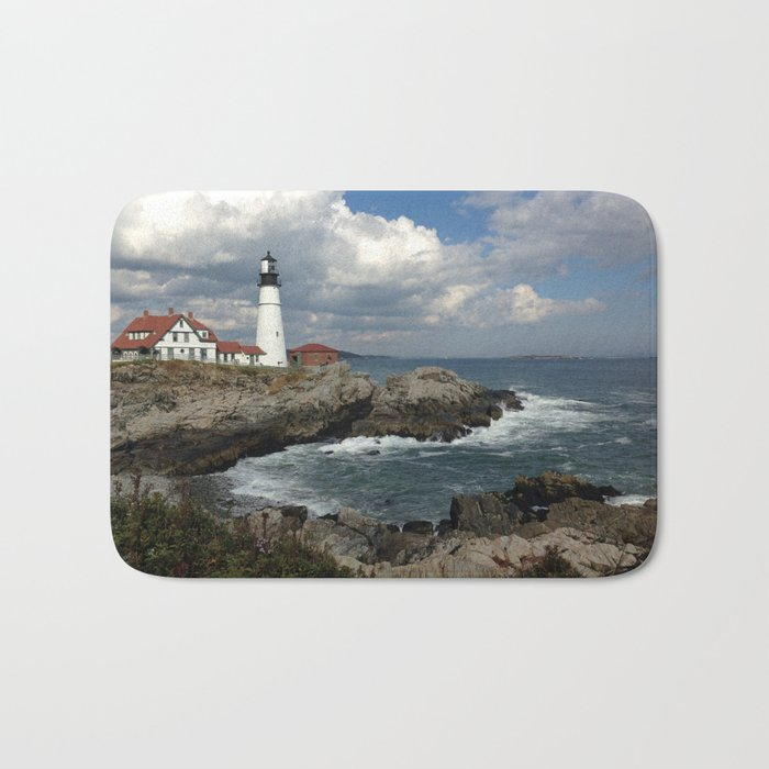 Light House Bath Mat