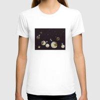 universe T-shirts featuring Universe by Matthias Leutwyler