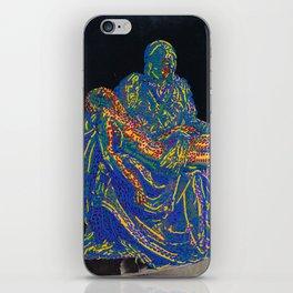 Pietà iPhone Skin