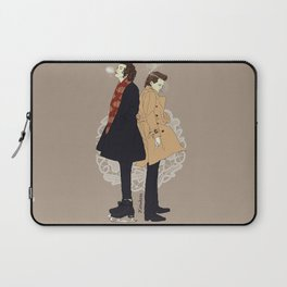 """ Night changes "" Laptop Sleeve"