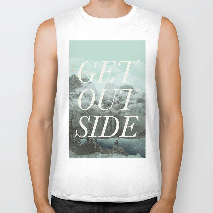 Get Outside Biker Tank