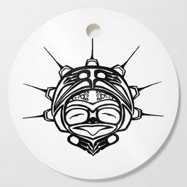 Ink Frog Spirit Cutting Board