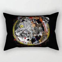 Master and Margarita Rectangular Pillow