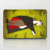 dracula iPad Cases featuring Dracula Unicorn by That's So Unicorny