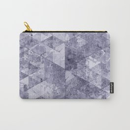 Abstract Geometric Background #26 Carry-All Pouch