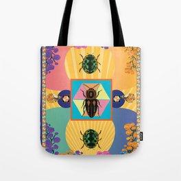 Embryonic Beetle Roach Milk Tote Bag