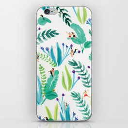 Toucan jungle iPhone Skin