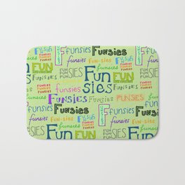 Funsies, 2 Bath Mat