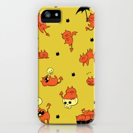 Henchmen iPhone Case