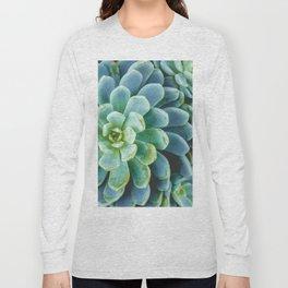 Succulent 01 Long Sleeve T-shirt