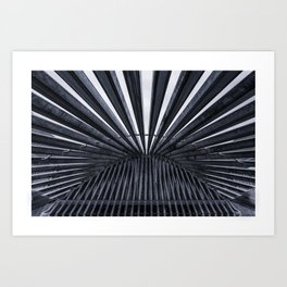 Mete Miedo Art Print