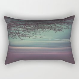 Fade Into You Rectangular Pillow
