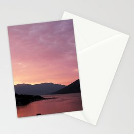 Bay of Kotor View - JUSTART (c) Stationery Cards
