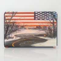 flag iPad Cases featuring Flag by Boyce Cummings