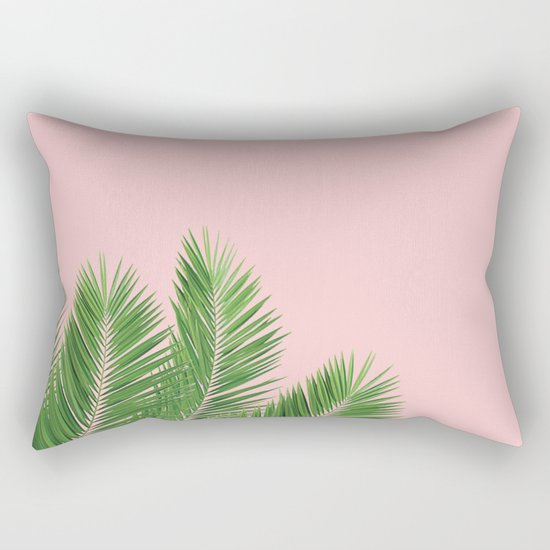 Summer in my mind Rectangular Pillow