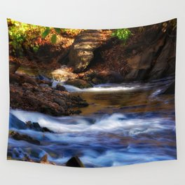 Dreamy River  Wall Tapestry
