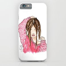 El'Lee Fashion Illustration Slim Case iPhone 6s