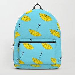 The Yellow Umbrella Backpack