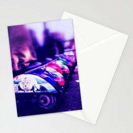 CamdenTown Vespastyle sitting Stationery Cards