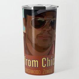 Julius Pepperwood Travel Mug