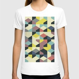 Abstract Geometric Artwork 52 T-shirt